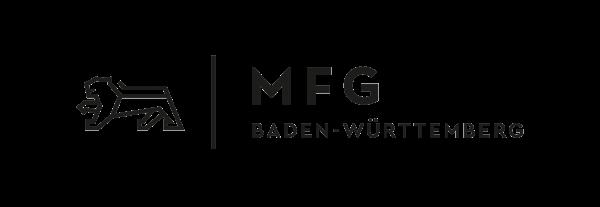 MFG Baden-Württemberg Logo / Games Germany