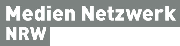 Mediennetzwerk.NRW Logo / Games Germany