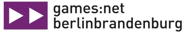 games:net berlinbrandenburg Logo / Games Germany