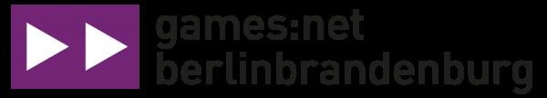 games:net berlinbrandenburg Logo / Games Germany