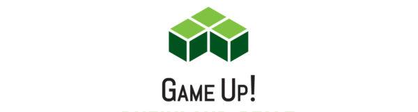 GameUp! Rheinland-Pfalz Logo / Games Germany